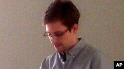 Edward Snowden serait toujours à l'aéroport de Moscou