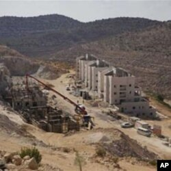 Une vue de la Cisjordanie occupée