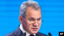 وزیر دفاع روسیه می گوید که روابط میان ناتو و مسکو تنها بر اساس همکاری مشترک و امنیت مساوی صورت گرفته می تواند