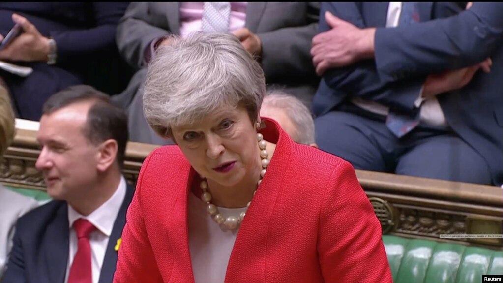 Parlamenti i Britanisë voton për BREXIT-in