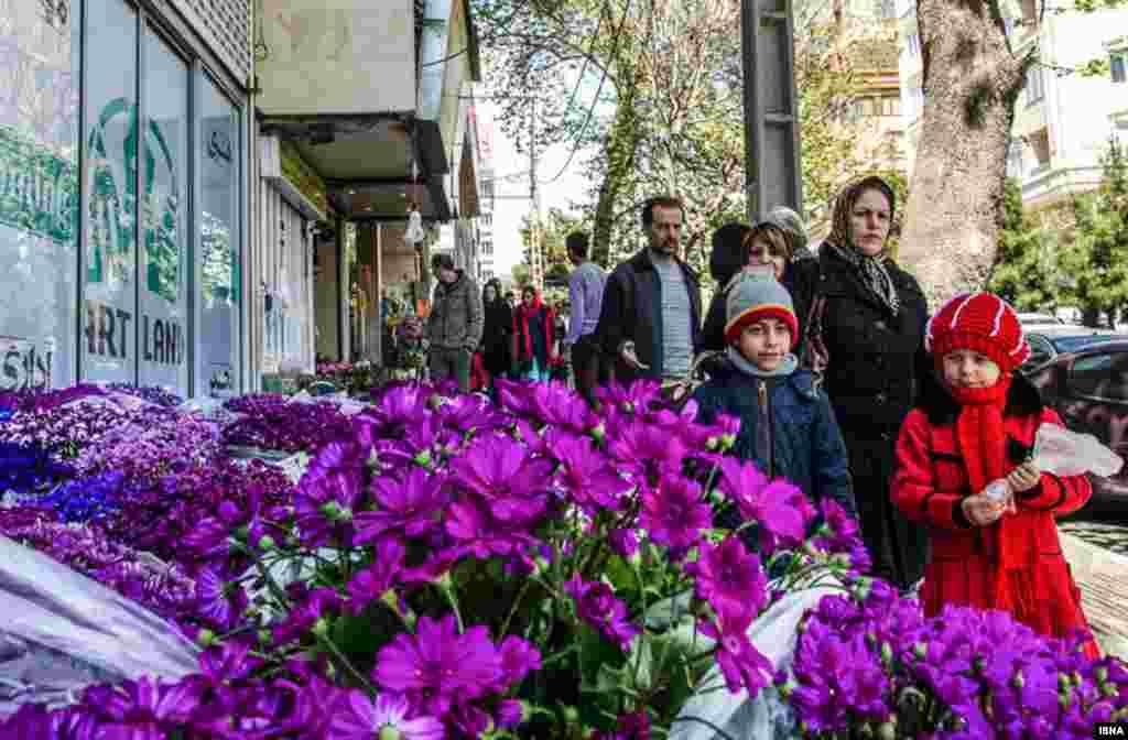 خرید نوروزی در تهران