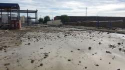 Benguela: Plano de drenagem sem fundos - 1:45