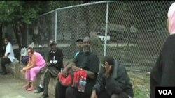 Beskućnici u Tampi na Floridi