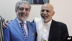 حکومت وحدت ملی افغانستان در ۲۹ سپتمبر سال ۲۰۱۴ پس از میانجیگری ایالات متحده ایجاد گردید.