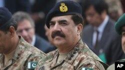 جنرل راحیل شریف
