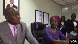 Sachigaro weBhodhi reNSSA VaCuthbert Chindoori negurukota rezvevashandi Doctor Sekai Nzenza