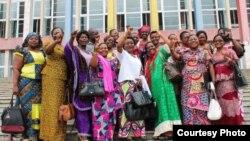Viongozi wa vyama vya wanawake DRC