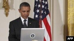 Obama i na Tviteru