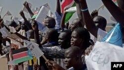 Tuy có nhiều khó khăn trước mắt, người dân Nam Sudan vẫn hy vọng nhiều về tương lai đất nước.
