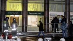 St. Petersburg မွာဗံုးကဲြ