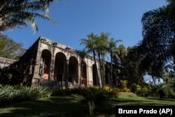 Roberto Burle Marx'ın Tropik Bahçesi