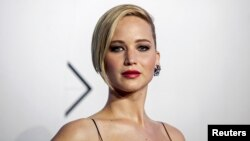 "Actress Jennifer Lawrence attends the ""X-Men: Days of Future Past"" world movie premiere in New York, May 10, 2014."