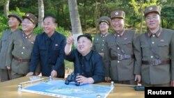 Kim Jong Un, aramutswa Koreya ya Ruguru