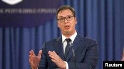 Aleksandar Vučić, predsjednik Srbije