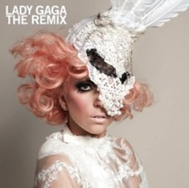 "Lady GaGa's ""The Remix"" CD"