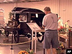 There's also a sizeable RV museum in Elkhart, Indiana.