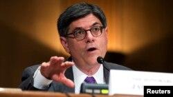El secretario del Tesoro de EE.UU., Jack Lew, adviritió del peligro al que se enfrentaría el país con el presupuesto de 2014 de no aumentar el techo de la deuda.