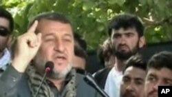آرشیف: ستر پاسوال بسم الله محمدی وزیر داخلۀ افغانستان