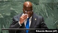 Democratic Republic of Congo President Felix