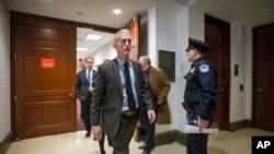 تری گاودی، رئیس کمیته بررسی حمله به کنسولگری آمریکا در بنغازی در مجلس نمایندگان آمریکا.