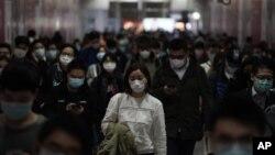 Proteção contra o coronavírus, China