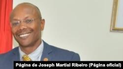 Joseph Martial Ribeiro, especialista em economias africanas
