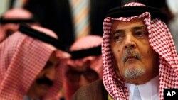 سعود الفیصل از سال ۱۹۷۵ وزیر خارجۀ سعودی بود
