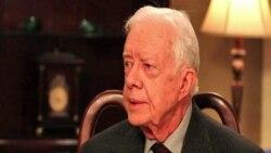 Ayollarga tajovuz - insonga xos emas, deydi sobiq prezident Karter - Navbahor Imamova