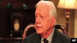 Bivši američki predsjednik Jimmy Carter