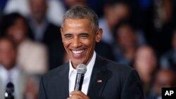 """En 2014, Obama dijo que """"no se ve sirviendo en la Corte Suprema"""" porque la experiencia sería """"demasiado monástica"""" para él."""