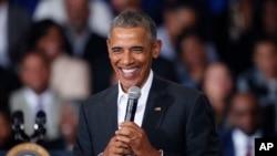 El líder estadounidense, visita Louisiana como parte de su tradición de salir de Washington después del discurso del Estado de la Nación, estuvo en Omaha, Nebraska el miércoles.