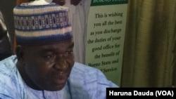 Shugaban ma'aikatan jihar Borno Yarima Sale
