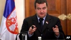 Premijer Srbije Ivica Dačić (arhivski snimak)