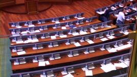 Kosovë: Mospajtime në parlament