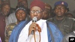Shehun Borno Alhaji Abubakar Umar Garbai ibn El-Kanemi,