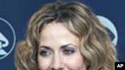 90年代红极一时的创作流行歌星Sheryl Crow