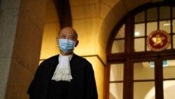香港前首席法官稱維護法治而非政治