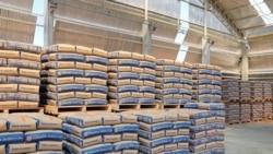 RDC levanta proibição a cimento angolano - 3:07