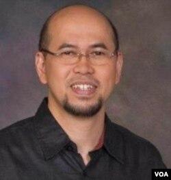 Staf Ahli Menteri Pekerjaan Umum, Prof. Dr. Danang Parikesit.