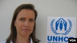 聯合國難民事務高級專員公署發言人威爾克斯