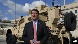 Thứ trưởng Quốc phòng Hoa Kỳ Ashton Carter
