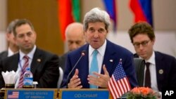 Kerry on the Lower Mekong Initiative