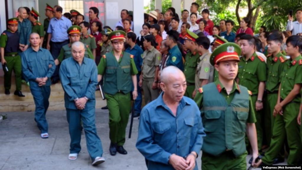 Việt Nam bỏ tù thêm 30 người biểu tình phản đối dự luật Đặc khu.