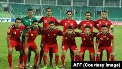 تیم ملی فوتبال افغانستان در رقابت های مقدماتی جام جهانی روسیه
