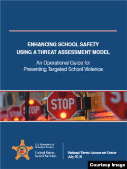 The U.S. Secret Service has produced this guide on how to prevent targeted school violence.