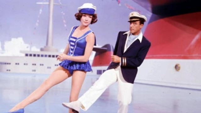 Gene Kelly, 1912-1996: His Movies Made Dance More Popular ... What A Way To Go Shirley Maclaine Gene Kelly