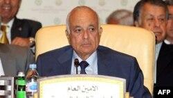 Набиль аль-Араби, генеральный секретарь Лиги арабских государств