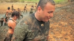 'Tough Mudder' Course Tests Mettle, Helps Veterans