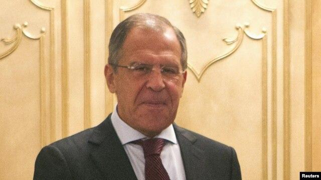 Menteri Luar Negeri Rusia, Sergei Lavrov mengatakan pengakuan Amerika atas Koalisi Nasional Suriah jelas menunjukkan Amerika berpihak kepada kelompok oposisi itu (Foto: dok).