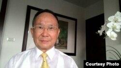 台灣外交部亞東關係協會前秘書長郭明山